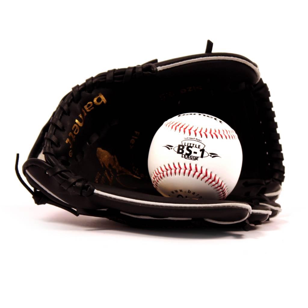 """barnett GBJL-4 Baseball Kit, Glove - Ball, Junior (JL-102 10,2"""", BS-1 9"""")"""
