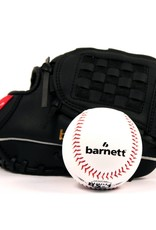 barnett GBJL-5 Baseball set baseball glove and ball, youth (JL-95, BS-1)