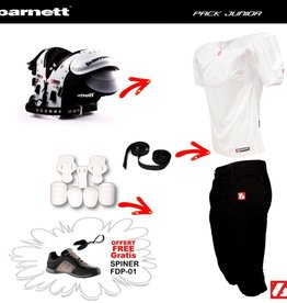 barnett Youth American Football Pack