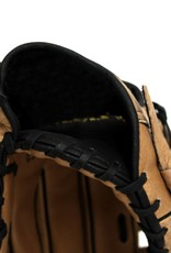 SL-130 Leather baseball glove, outfield, size 13'', Brown