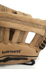 barnett SL-130 Leather baseball glove, outfield, size 13'', Brown