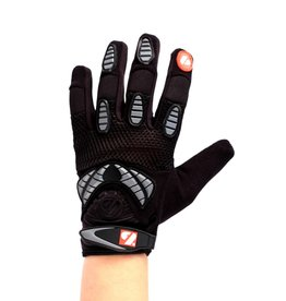 barnett FRG-02 New generation receiver football gloves, black
