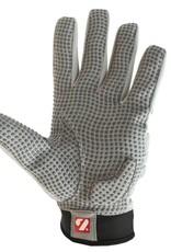 FLG-02 New generation linemen football gloves, OL,DL, grey