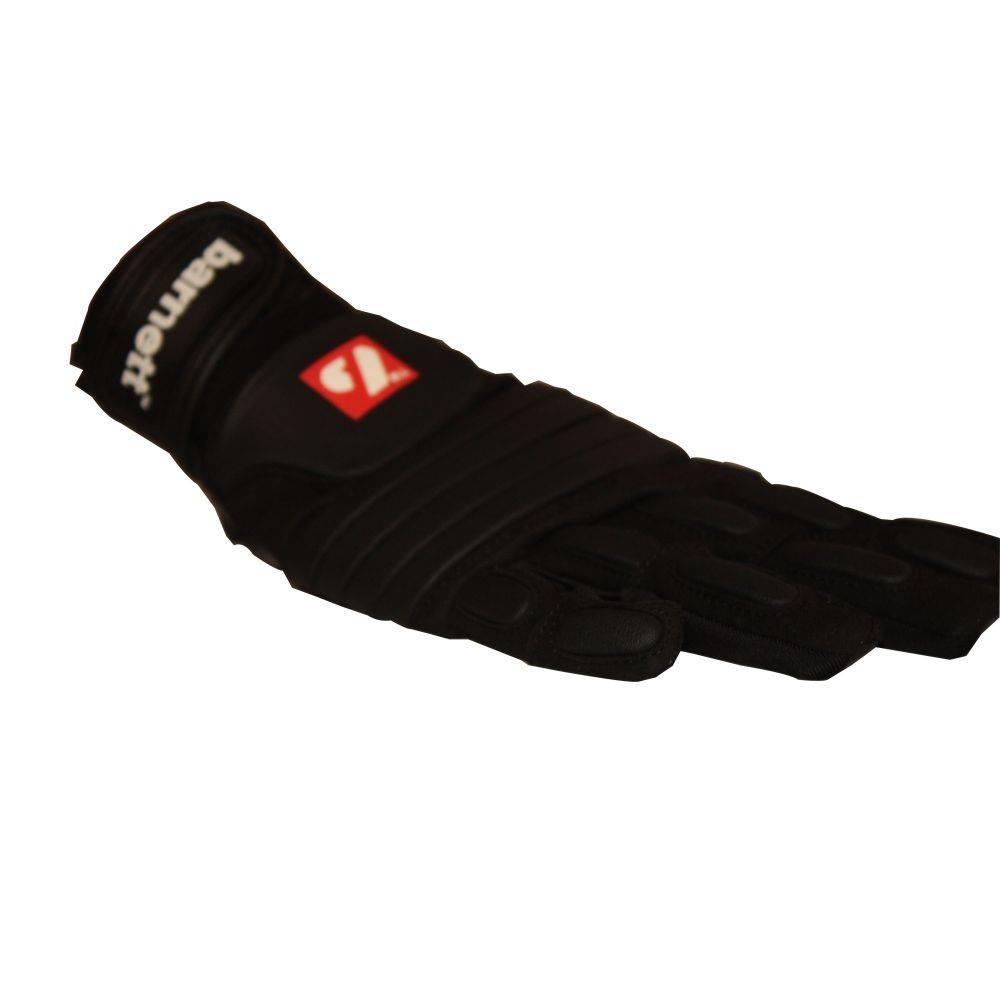barnett FLG-03 Exceptional linemen gloves, OL,DL, black