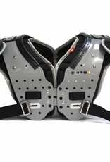 barnett Z-430 I Elite Football shoulder pads QB–WR-DB