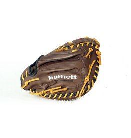 "barnett GL-202 Basebal glove (catcher) for competition, size 34 ""(inch), genuine leather"