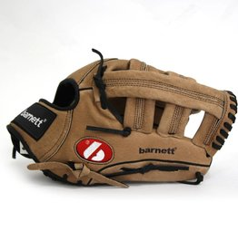 barnett SL-130 leather baseball glove, outfield size 13''