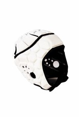 HEAT PRO competition rugby headgear, white