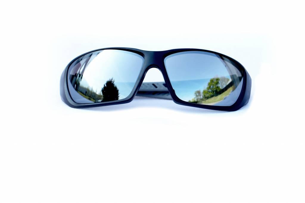 Barnett GLASS-2 black sports sunglasses