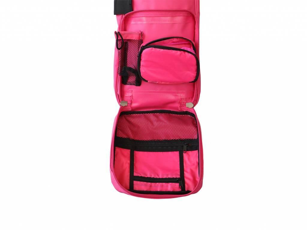 barnett SMS-05 Biathlon Rifle Bag, Size Senior, Pink