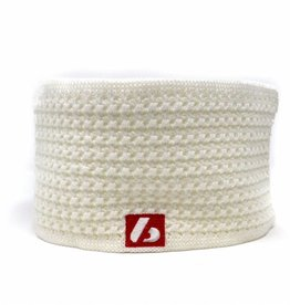 M4 Warm headband, White
