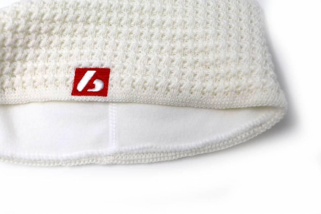M4 Warm headband, White