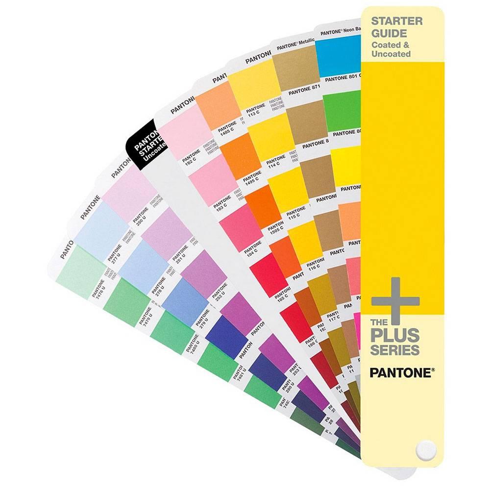 pantone plus starter guide solid coated uncoated. Black Bedroom Furniture Sets. Home Design Ideas