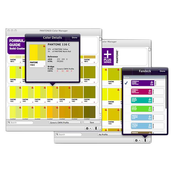 pantone pantone color manager - Pantone Color Manager
