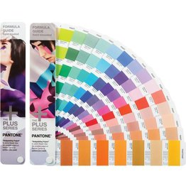 Pantone PANTONE PLUS Formula Guide (Coated & Uncoated) - 2016