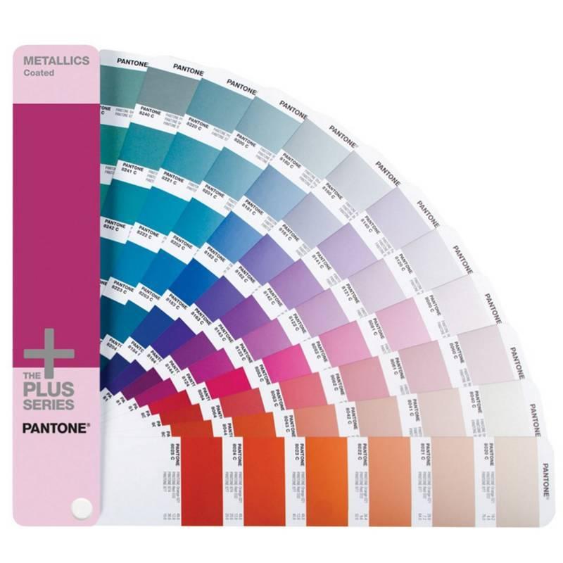 Pantone PANTONE PLUS Metallics (Coated)
