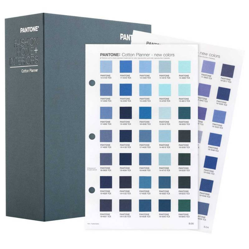 Pantone PANTONE Fashion & Home Cotton Planner