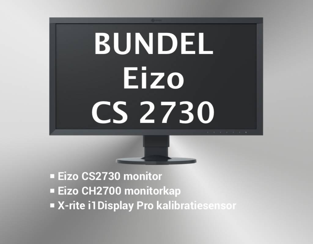 Eizo ColorEdge CS2730 Bundel