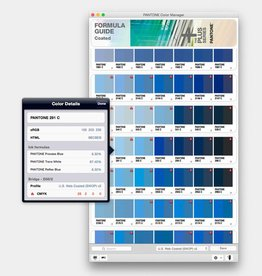 Pantone PANTONE Color Manager