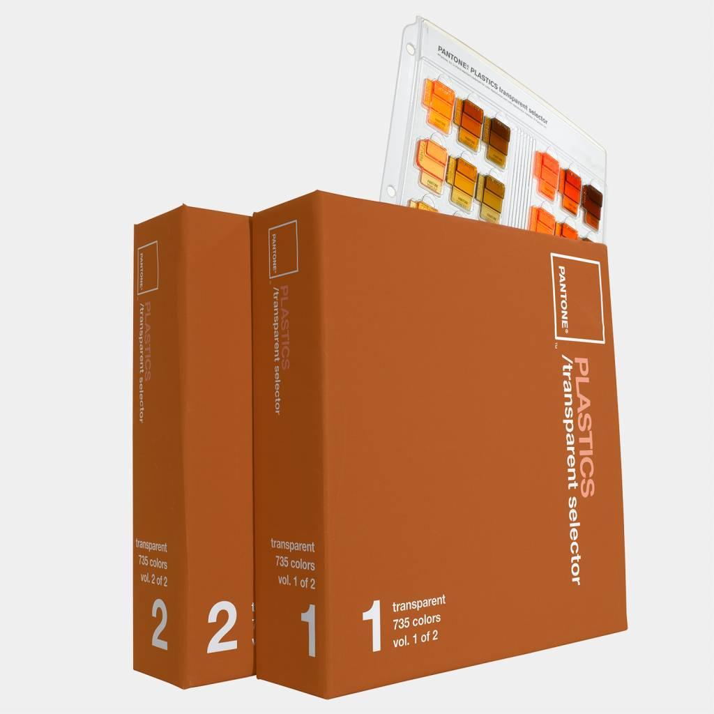 Pantone PANTONE Plastics Transparent Selector (2 binders)