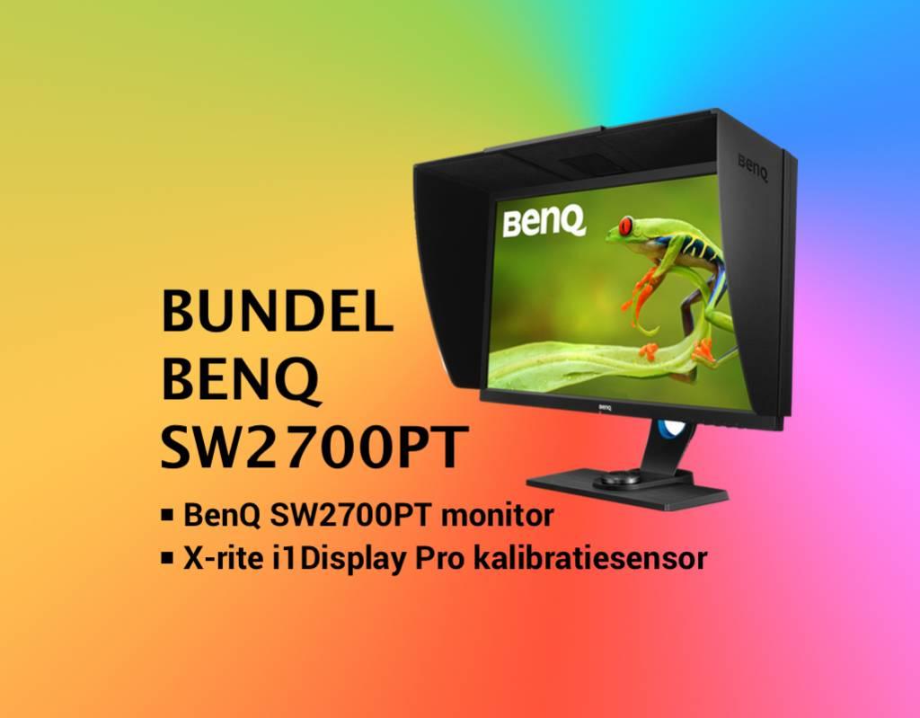 BenQ BenQ SW2700PT BUNDEL