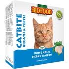 Biofood Catbite 100 stuks