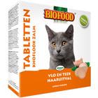 Biofood Kattensnoepjes Anti-vlo Zalm 100 stuks