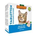 Biofood Kattensnoepjes Anti-vlo Naturel 100 stuks