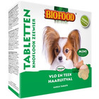 Biofood Tabletten Zeewier/Knoflook Mini - 100 st