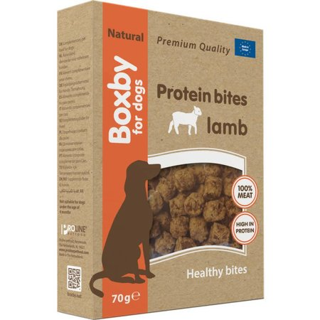 ProLine Proline Protein Bites Lamb