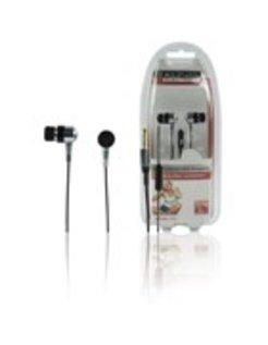 In-Ear Oortelefoon met Microfoon Zwart HPPRO-250