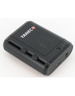 Yanec Universele accu oplader zwart YUC001 P0020992