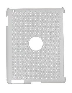 Hard Case Perforated Mesh Wit voor Apple iPad2 EV81732