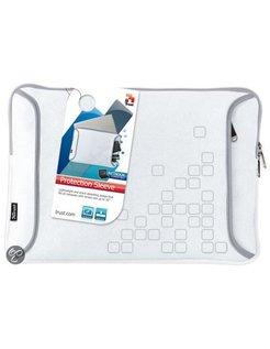 Trust Netbook Protection Sleeve Wit TRU6666 16221