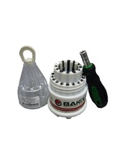 Baku 30 in 1 High Quality Screw Driver Set BK-633-31A