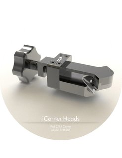 gTool iCorner iPad 2,3 and 4 Tool - G1205