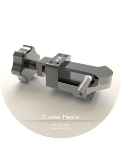 gTool iCorner iPad 2,3 and 4 Sidewall Tool - G1206