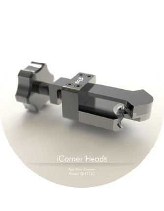 gTool gTool iCorner iPad Mini and iPad Air Tool - G1207