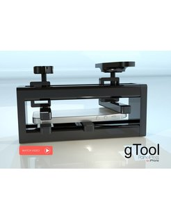 gTool Panel Presse für iPhone 5,5S, 6 und 6 Plus - G1222