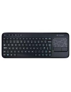 Logitech Draadloos Touch Keyboard - K400