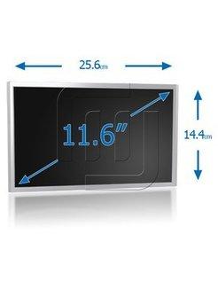 LCD Scherm 11,6 inch 1366x768 WXGAHD Glossy Wide (LED) P0014094