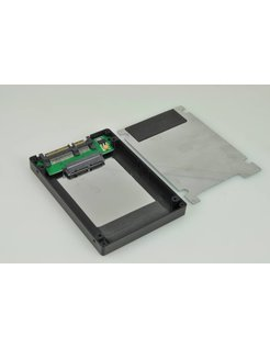 1.8i SSD micro SATA to 2.5i SATA Converter Case