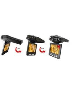 HD Dashcam recorder (verkeersrecorder) [CAM-DBC202]