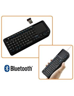 Ultra mini Bluetooth Toetsenbord met Touchpad [TRT-MWK02]