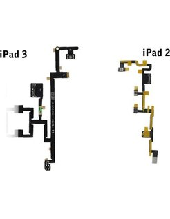 Original Switch/Power Flex Cable for Apple iPad 3 [AIPAD-3-FSW-OR]