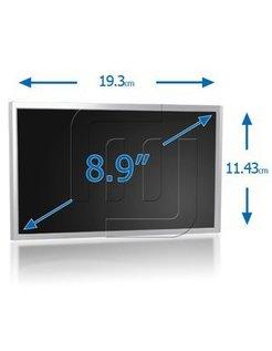 OEM Laptop LCD Scherm 8,9 inch 1024x600 Glossy N089L6-L03 Rev.C1 P0027287
