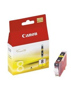 CAN1208	Ink Canon CLI-8 Y