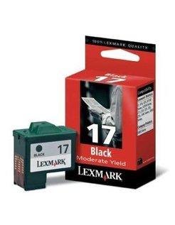 Lexmark 17 Zwart (Origineel)