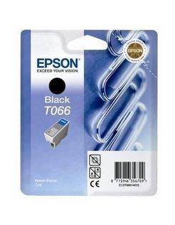 Epson T066140 Zwart