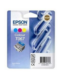 Epson T067040 Kleur (Origineel)
